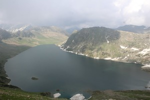 Thumb top view tarsar lake